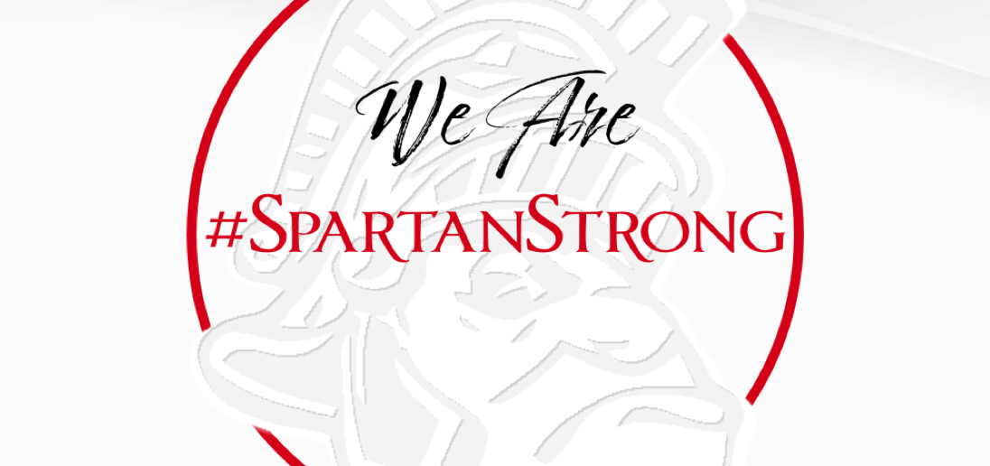 We Are Spartan Strong